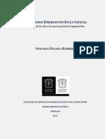 Paradigmas Emergentes en La Ciencia - Santiago Velasco Ramirez