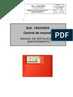 Manual de Instalacion y Mantenimiento 1043 022 V4