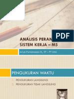 Materi APK - 5. Pengukuran Waktu