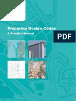 Preparing Design Codes a Practice Manual - DCLG CABE England - 2006