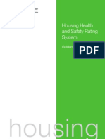 Housing Health and Safety Rating System Guidance v2 - ODPM England - 2004