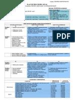 Planul Anual de Pregatire - Cl. I-IV - Incepatori