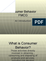 Consumer Behavior FMCG