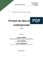 T Dezvoltare Institutionala2