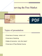 Preserving the Free Market