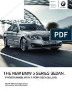 BMW 550 2014 Misc Documents-Brochure