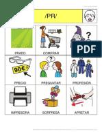 Bingo Sinfones PR 3x3 3 Cartones