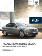 BMW 550 Misc Documents-Brochure