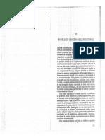 Modelo 2 - Proceso Organizacional