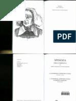 Spinoza - Obra Completa v. 1