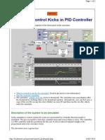 Techteach.no Simview Control Kick Index