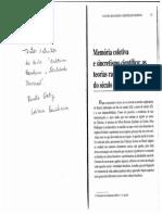 Parte Do Livro Cultura Brasileira e Identidade Nacional Renato Ortiz