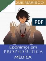 Epônimos em Propedêutica Médica (Henrique Marisco)