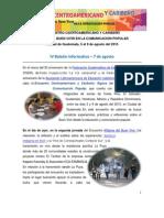 Boletin 4 Signos Del Buen Vivir 7 de Agosto de 2015