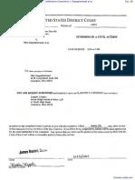 International Information Systems Security Certifications Consortium v. Degraphenreed et al - Document No. 28