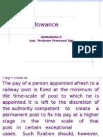Allowance Detail