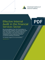 Effective Internal Audit Financial GLOBAL