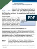 Guía de Disponibilidad, Traducción y Localización de Microsoft Dynamics AX