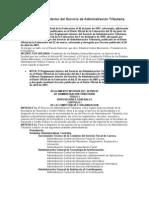 Reglamento Interior del SAT (Mexico)