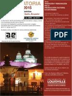 2015 Convocatoria de congreso de Ecuatorianistas julio.pdf
