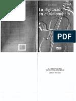 Digitacion en El Violonchelo