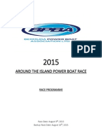 2015 Around the Island Power__ Boat Race - Race Package