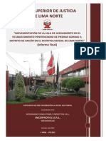 Perfil Piedras Gordas II (4to Informe)