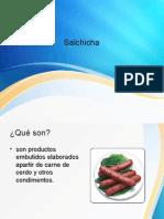 Elaboracion de Salchicha 2