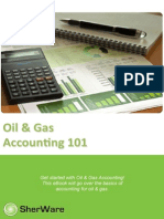 Oil Gas Accounting 101