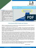 Newsletter SEMAT 2015/07/01