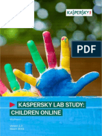 Kaspersky Lab KSN Report Children Online Eng