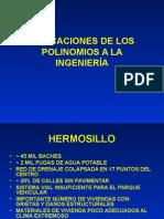 Polinomios en Ingenieria