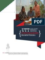 Prospectus UTTProspectus2014 Masters(2)