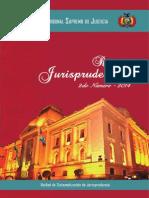 Revista Jurisprudencia BC