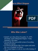 Laban Notes