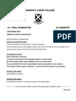 2011 FE Question Paper