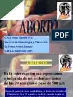 Aborto Clasess
