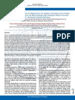 Parámetros Utilizados en El Diagnóstico de Asfixia en el HMEADB