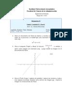 Matematicas II / Unidad Nº1 / Actividad Nº1 / Parte E