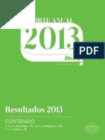 Memoria Anual2013 - Alicorp