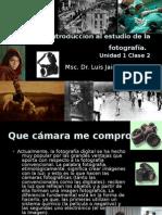Introducción al estudio de la fotografía