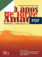 100 anos de Jorge Amado - Historia, literatura e cultura. Coloquio Internacional.pdf