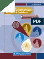 Manual Para Delegados Departamentales Del Registro de Ciudadanos - Tribunal Supremo Electoral de Guatemala