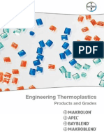 Engineering Thermoplastics