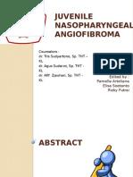 PPT Journal Juvenile Nasopharynx Angiofibroma