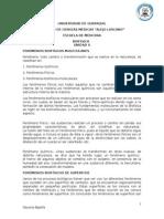 UNIDAD 2-FENÓMENOS BIOFÍSICOS MOLECULARES