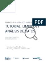 Tutorial Limpieza y Anc3a1lisis de Datos Bc3a1sico Hassel Fallas1