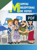 Manual de Junta Receptora de Votos 2015 - Tribunal Supremo Electoral de Guatemala