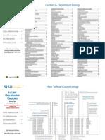 SJSU Fall Courses 2015-07-06