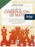 Técnica de La Combinacion de Mate - Antonio Gude